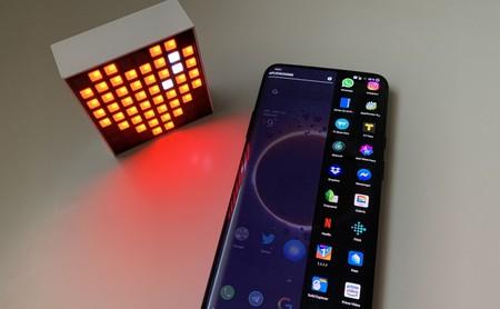 Esta aplicación gratuita lleva la pantalla Edge de los Samsung Galaxy a cualquier teléfono Android