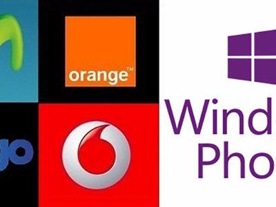Hemos buscado en las grandes operadoras de telefonía en España y estos son los teléfonos con Windows que hemos encontrado