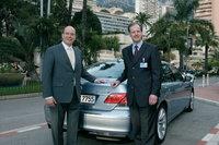 Un BMW Serie 7 Hydrogen para Alberto de Mónaco