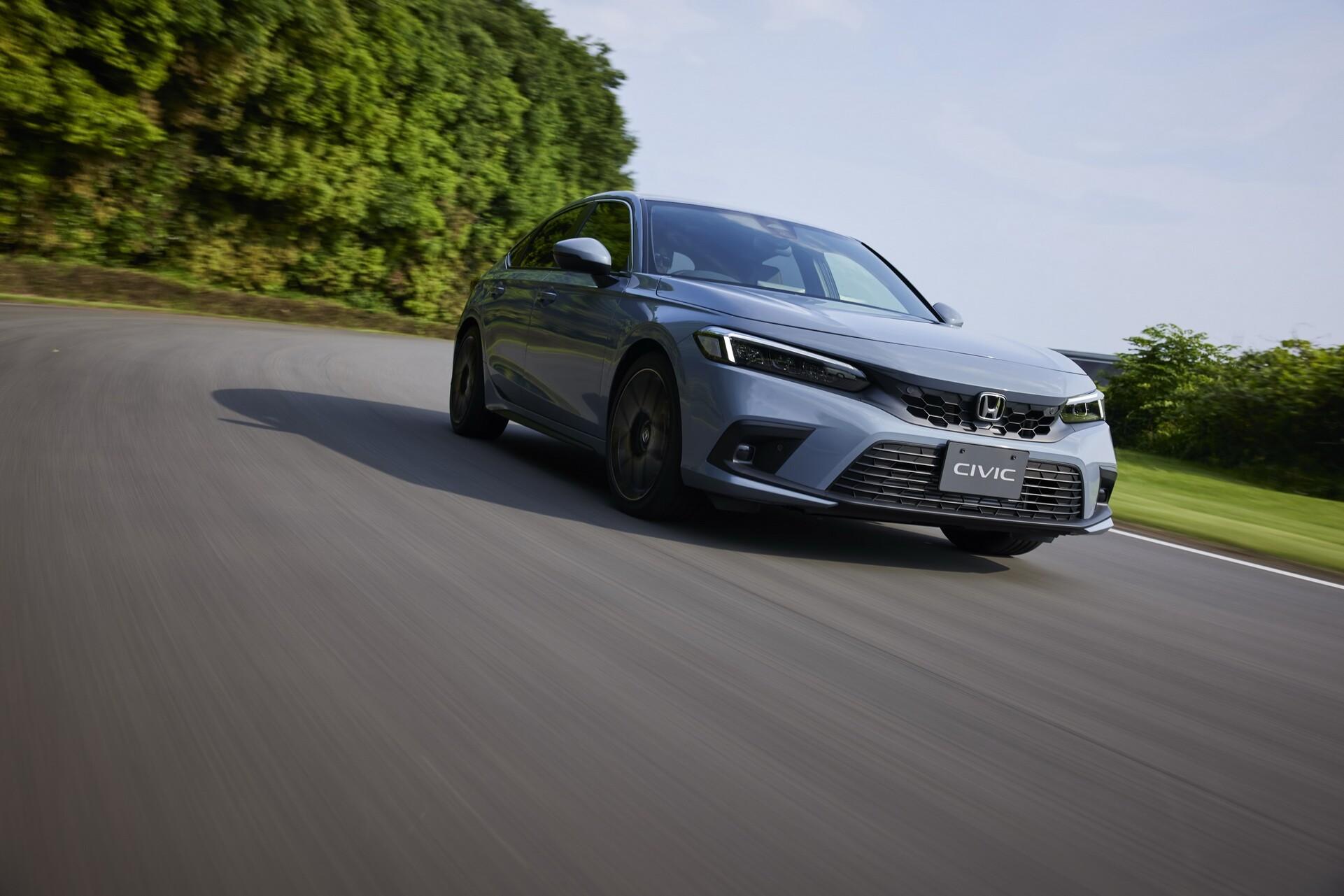 Foto de Honda Civic Hatchback 2022 (7/18)