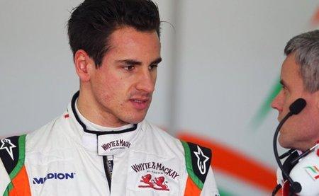 Resumen Fórmula 1 2011: Adrian Sutil, una de las sorpresas de la temporada