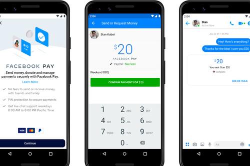 Facebook Pay: el iPhone tendrá otro modo de pago más en WhatsApp y Facebook Messenger