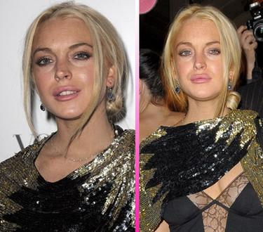 Lindsay Lohan ¿23 años o 43?