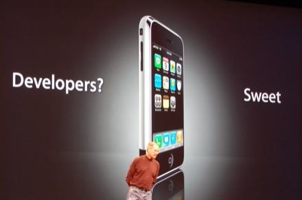 El SDK del iPhone/iPod touch ya se distribuye entre algunos desarrolladores