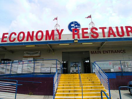 La economía en restauración