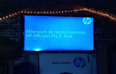 Las impresoras Officejet Pro X traen un Guinness a la Pyme