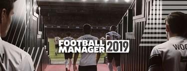Análisis de Football Manager 2019, cuando la entrega más profunda y exigente también es perfecta para abordar la saga