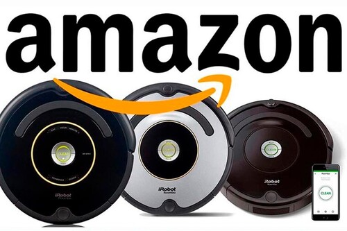 Robots aspirador y friegasuelos de iRobot: Amazon tiene varios Roomba y Braava a los mejores precios esta semana