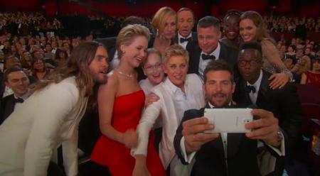Selfie tomada con Samsung Galaxy Note 3