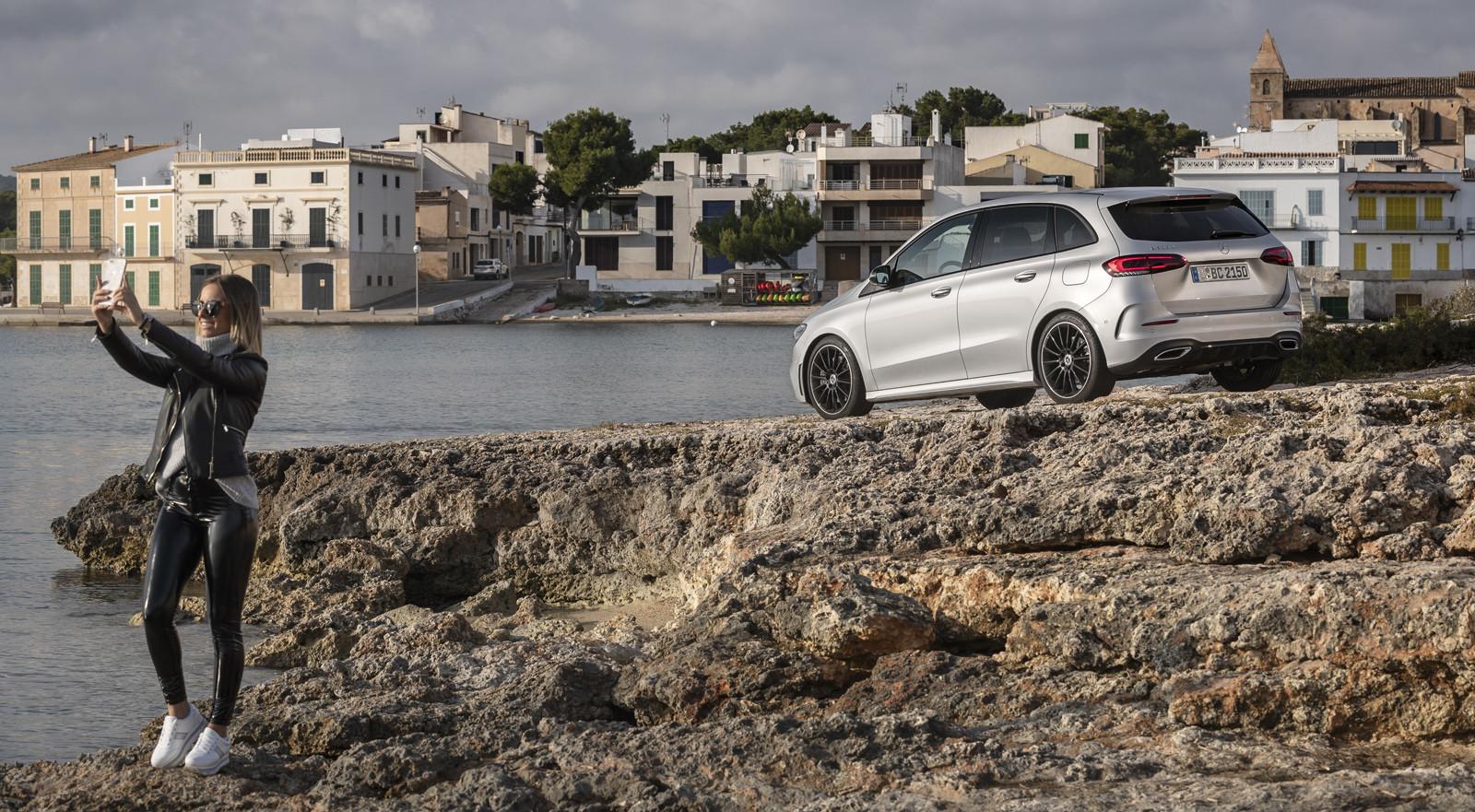 Foto de Mercedes-Benz Clase B 2019 (33/157)