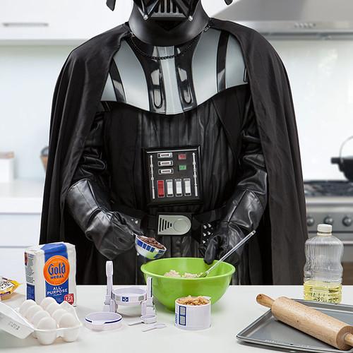 ¿Eres fanático de Star Wars? Demuéstralo con estos 6 gadgets de cocina