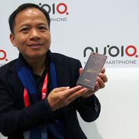 """""""Queremos entrar en el Top 5 de marcas de smartphones en los próximos cinco años"""" Felix Fu, senior vicepresidente de Nubia"""