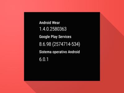La primer generación de Moto 360 recibe actualización a Android 6.0