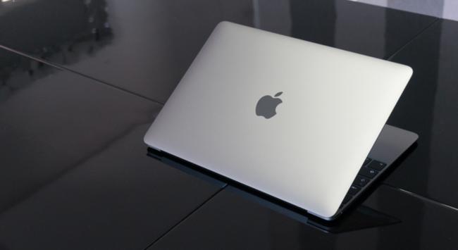 Trasera del MacBook