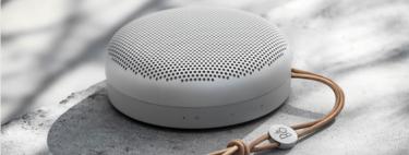 Sonido y diseño de calidad: el altavoz Bluetooth Bang & Olufsen Beoplay A1 está más barato que nunca en Amazon, por 145 euros