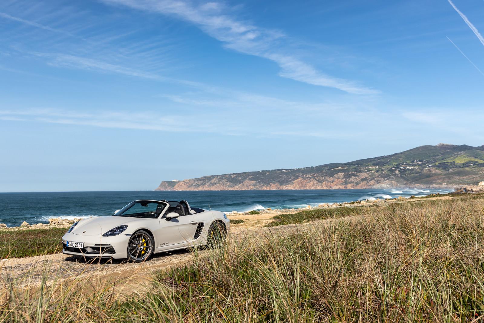 Foto de Porsche 718 Boxster GTS 4.0 (presentación) (74/88)