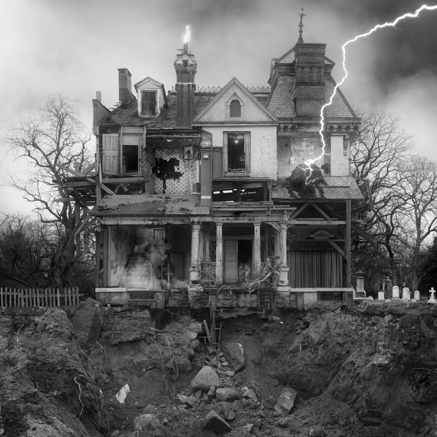 Foto de Casas imposibles por Jim Kazanjian (1/7)