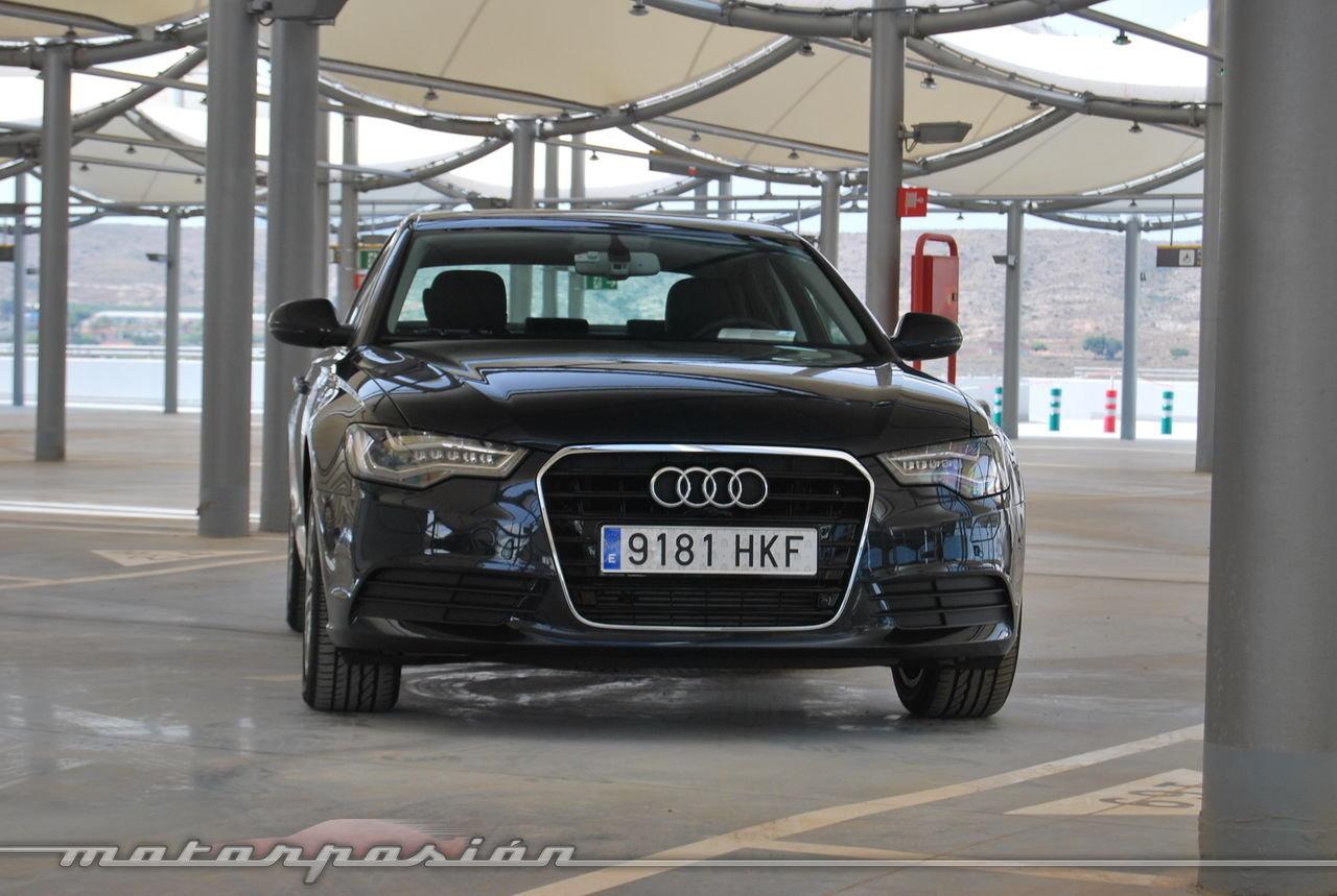 Foto de Audi A6 hybrid (prueba) (85/120)