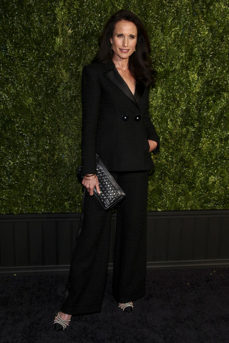 Andie Macdowell cena chanel tribeca