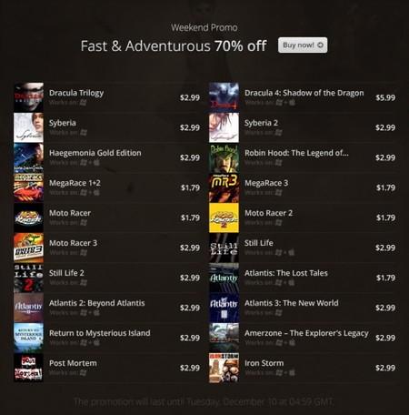 Fast & Adventurous (GOG)