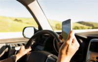 Un nuevo radar quiere evitar que envíes mensajes mientras conduces