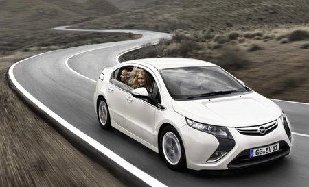 El Opel Ampera se retrasa por problemas con la batería