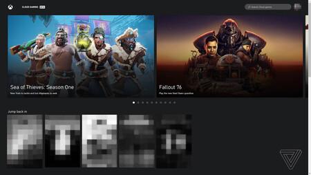 Xcloud Version Web Microsoft Xbox Juegos Streaming