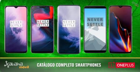 Así encajan el OnePlus 7 y 7 Pro en el catálogo de móviles OnePlus en 2019