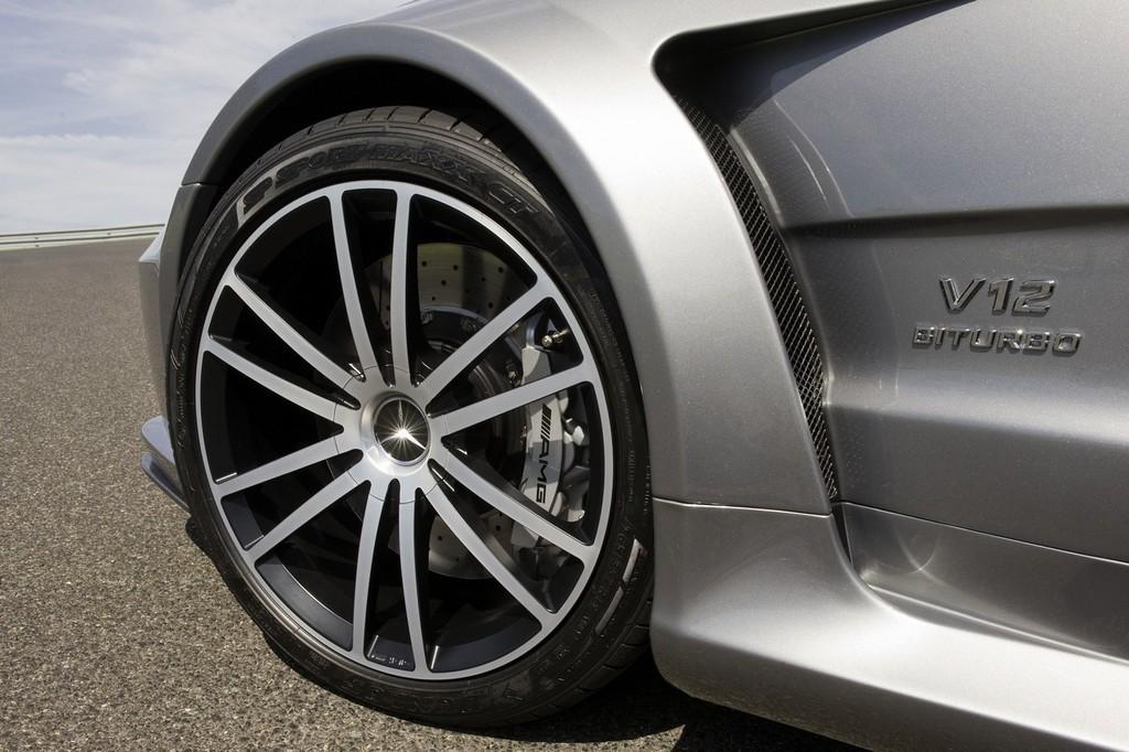 Foto de Mercedes-Benz SL 65 AMG Black Series (20/44)