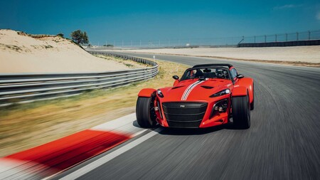 Donkervoort D8 GTO-JD70 R, un deportivo ultraligero de casi 5 millones de pesos