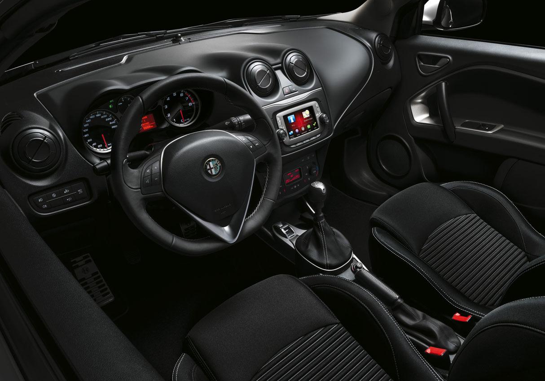 Foto de Alfa Romeo MiTo Junior (7/9)