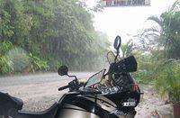 Basta de frío, lluvia y viento, por favor...