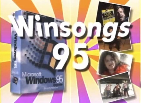 Winsongs 95, el vídeo musical que parodiaba a Windows 95 y se distribuía internamente en Apple