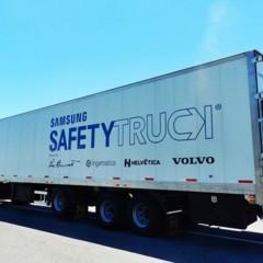 Foto 2 de 6 de la galería samsung-safety-truck en Xataka