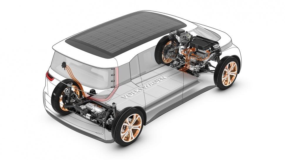 Foto de Volkswagen BUDD-e concept (11/30)