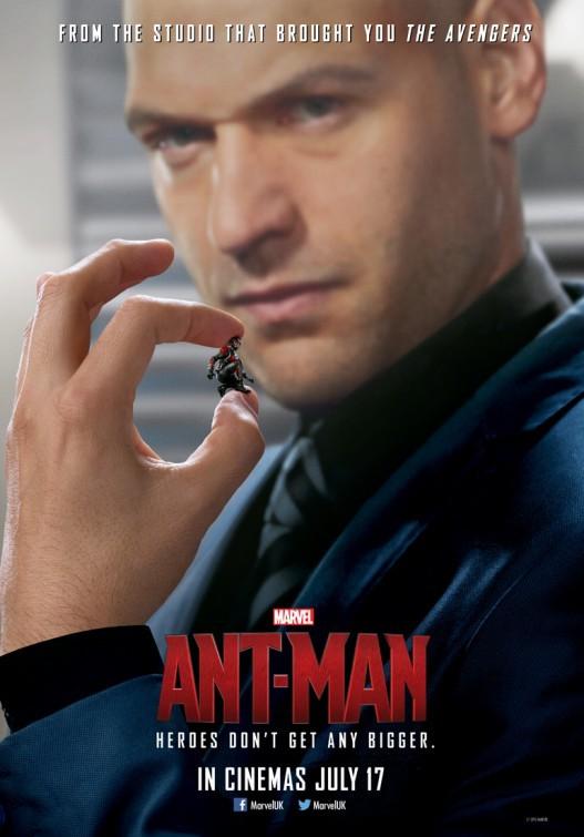 Foto de 'Ant-Man', últimos carteles (8/11)