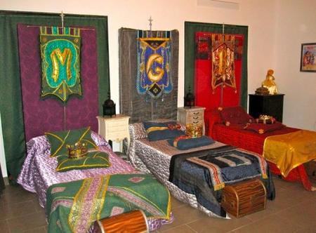 Habitación de los Reyes Magos