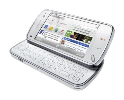 Nokia N97 con Skype