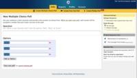 Poll Everywhere, crea encuestas online y analiza sus resultados en tiempo real