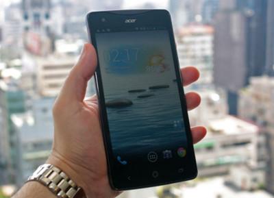 Acer Liquid S1, toda la información del nuevo phablet Android de Acer