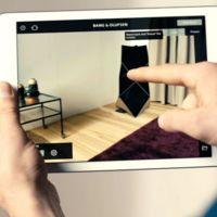 ¿Cómo quedará tu nueva tele en casa?  la  app de Bang & Olufsen te lo muestra en realidad aumentada