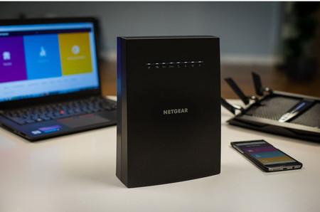 Netgear amplía su catálogo con el Nighthawk X6S EX8000, buscando acabar con las zonas de mala cobertura