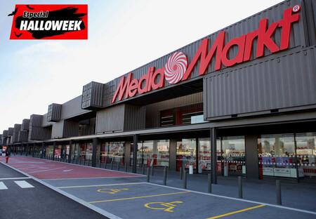 Halloweek en MediaMarkt: ofertas de miedo en consolas Nintendo, móviles Apple iPhone y televisores Samsung