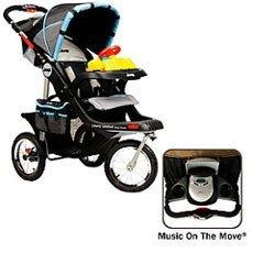 Todoterreno Jeep para bebés