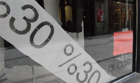 Los madrileños gastarán 95 euros de media en las próximas rebajas
