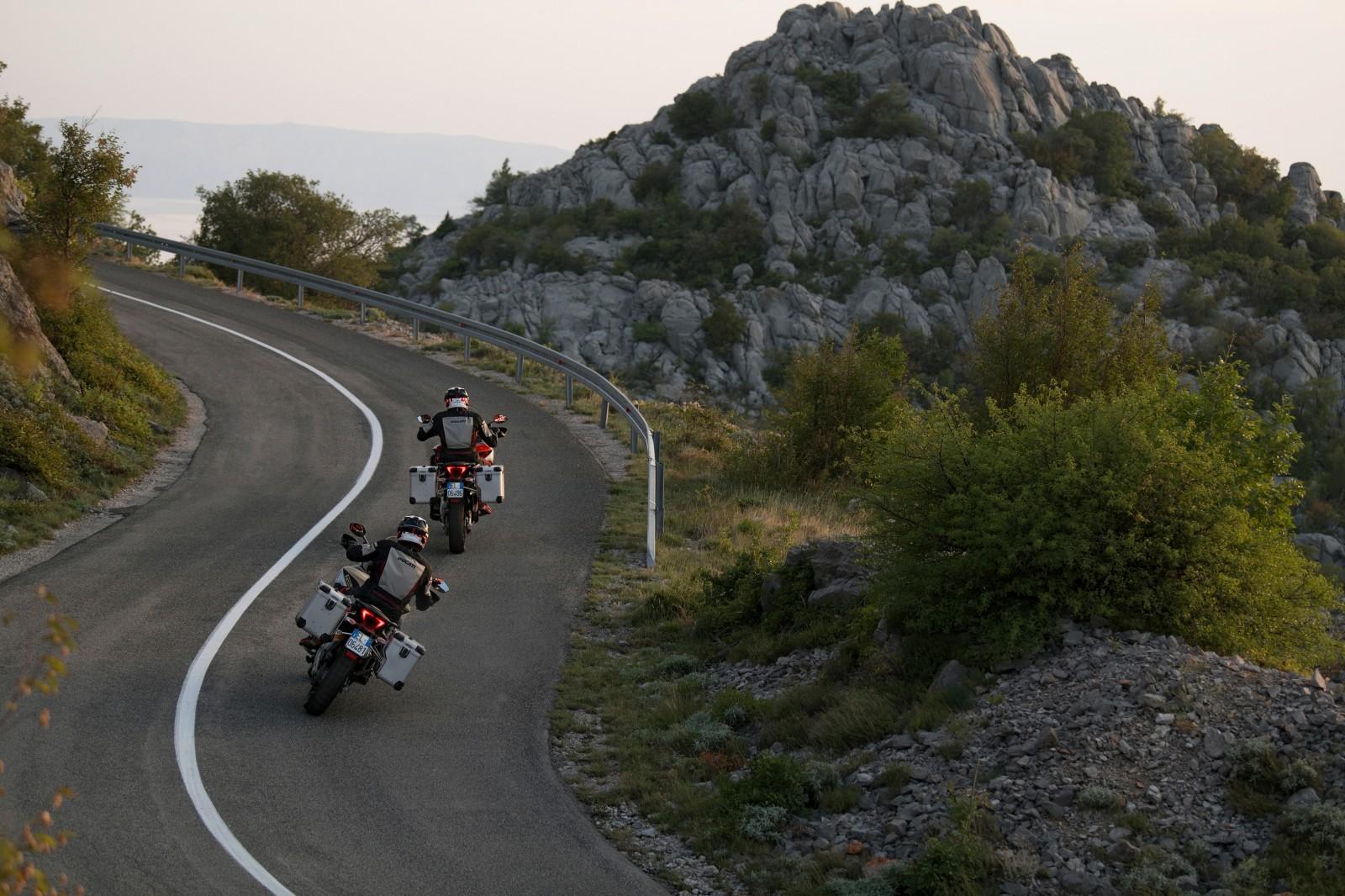 Foto de Ducati Multistrada 1260 Enduro 2019 (50/68)