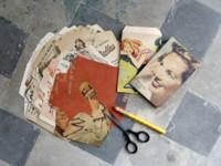 ¿Buscas ideas para una carta romántica? Empieza con estos sobres vintage