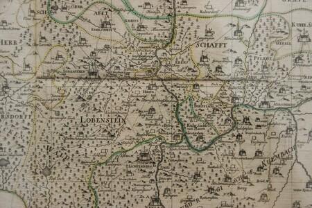 Selecciona una área del mundo y esta web te mostrará una lista con mapas antiguos de esa zona