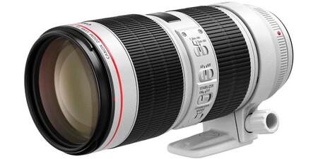 Canon Ef 70 200mm F2 8 L Is Iii Usm Teleobjetivo