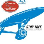 Black Friday Zavvi: Las 10 películas de Star Trek en Blu-ray por 25,95€